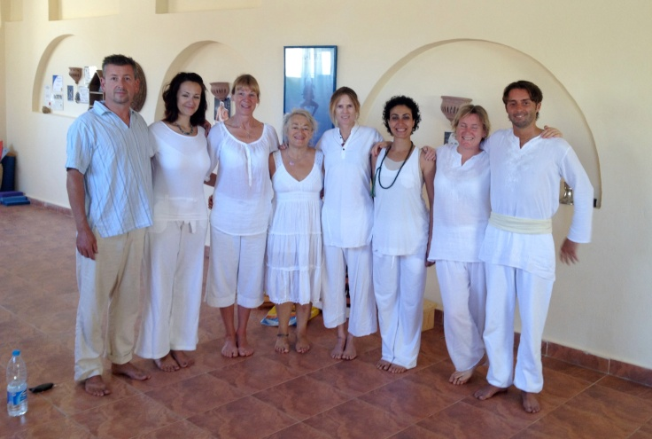 Training Yoga Teachers with Sunra Yoga